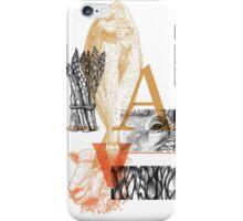 Animals | Vegetables iPhone Case/Skin