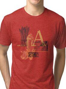 Animals   Vegetables Tri-blend T-Shirt