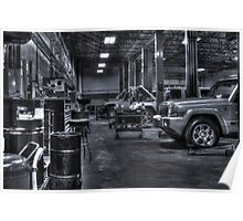Where Jeeps go to Sleep Poster