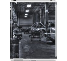 Where Jeeps go to Sleep iPad Case/Skin