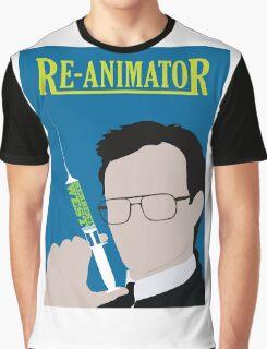Herbert West: Re-Animator  Graphic T-Shirt