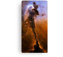 Stellar Spire in the Eagle Nebula. Canvas Print