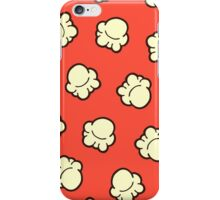 Popcorn Pattern iPhone Case/Skin
