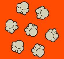 Popcorn Pattern Kids Clothes