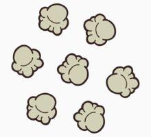 Popcorn Pattern One Piece - Long Sleeve