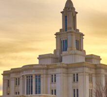 Payson Utah LDS Temple Sticker