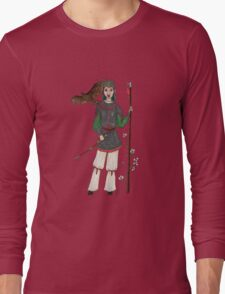 Hua Mulan Long Sleeve T-Shirt