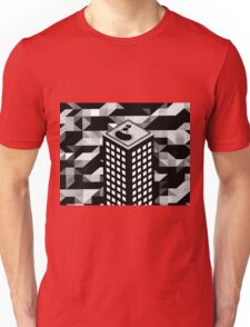Isometric Skyscraper Unisex T-Shirt