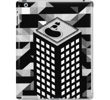 Isometric Skyscraper iPad Case/Skin