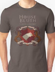 House Bluth, I Need a Favor T-Shirt