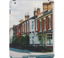 Stratford-upon-Avon Houses iPad Case/Skin