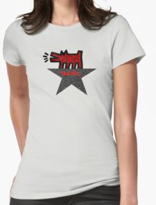 HARING STAR Womens Fitted T-Shirt