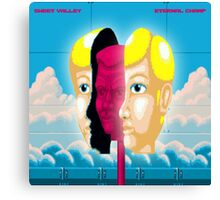 Sweet Valley Eternal Champ Canvas Print
