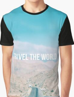 Travel the world Graphic T-Shirt
