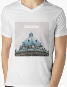 See the World Mens V-Neck T-Shirt
