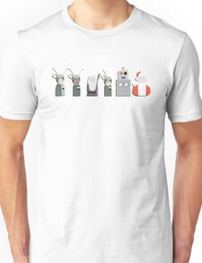 Hooray for Santy Claus! Unisex T-Shirt