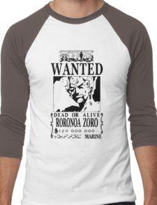 Zoro Bounty Men's Baseball ¾ T-Shirt