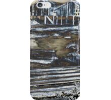 Fading Industry iPhone Case/Skin