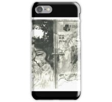 Shanghai Graffiti iPhone Case/Skin