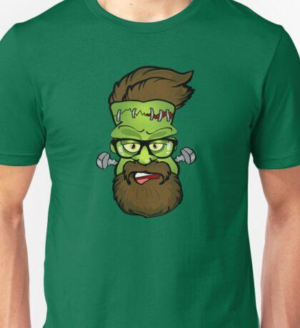Frankenstein hipster T Shirt Unisex T-Shirt