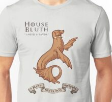 Bluth Family Seal Unisex T-Shirt
