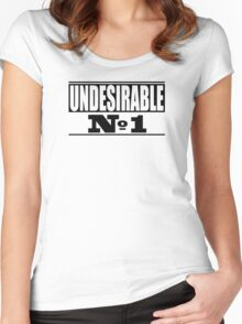 Undesirable  Women's Fitted Scoop T-Shirt