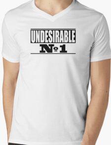 Undesirable  Mens V-Neck T-Shirt