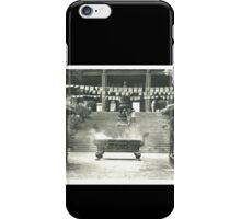 Buddhist temple in China iPhone Case/Skin