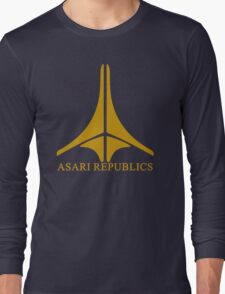 Asari Republics Long Sleeve T-Shirt
