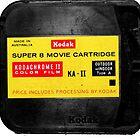 Super 8 - Includes Processing by Kodak by Richard McKenzie