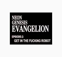 Neon Genesis Evangelion: Get In The Robot Unisex T-Shirt