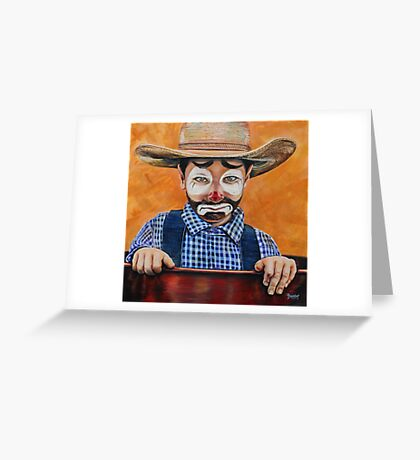 """""""Not my First Rodeo"""" Greeting Card"""