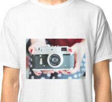 Analog camera, photography Classic T-Shirt