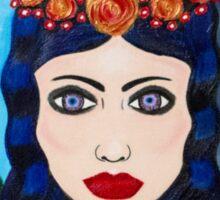 Gaia's Crown  Sticker