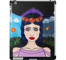 Gaia's Crown  iPad Case/Skin