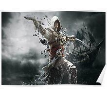 Assassins Creed Black Flag Poster