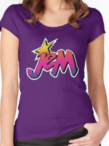 Jem Women's Fitted Scoop T-Shirt
