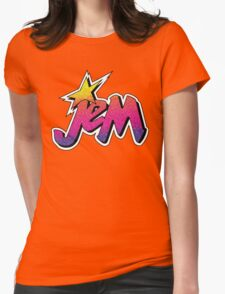 Jem Womens Fitted T-Shirt