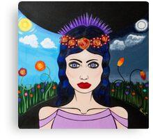 Gaia's Crown  Canvas Print