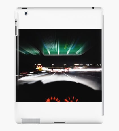 driving home iPad Case/Skin