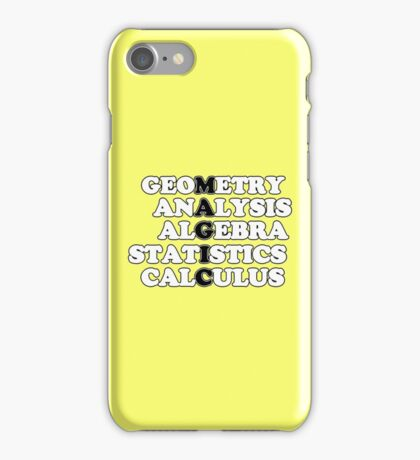 Math is Magic iPhone Case/Skin