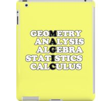 Math is Magic iPad Case/Skin