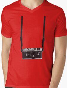 Leica M4 Mens V-Neck T-Shirt