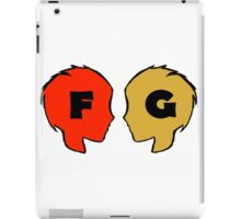 Forever - Fred and George Weasley iPad Case/Skin