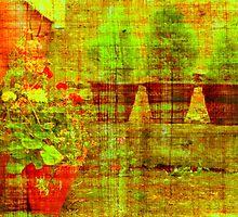 Baby Conifers by Fara