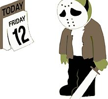 Friday 12 by hits