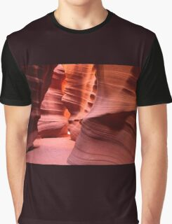 Lines in the Curves Graphic T-Shirt