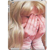 Princess Peek-a-Boo iPad Case/Skin
