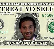 Treat Yo Self Cash by emconnors