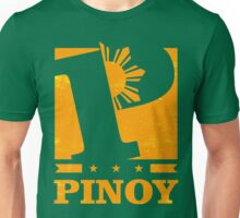 Pinoy Design - P is for Pinoy Unisex T-Shirt